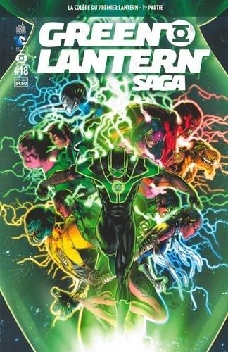 Green Lantern Saga N° 18