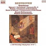 Beethoven Ouvertüren Vol 1 Gunzenh