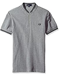 Fred Perry - Polo - Homme gris Steel Marl