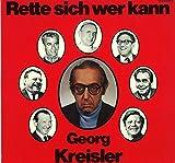 Songtexte von Georg Kreisler - Rette sich wer kann