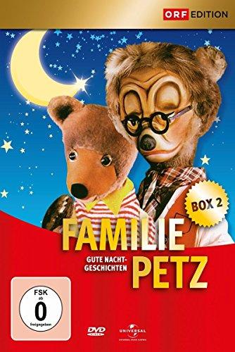 Gute Nacht-Geschichten, Box 2 (3 DVDs)