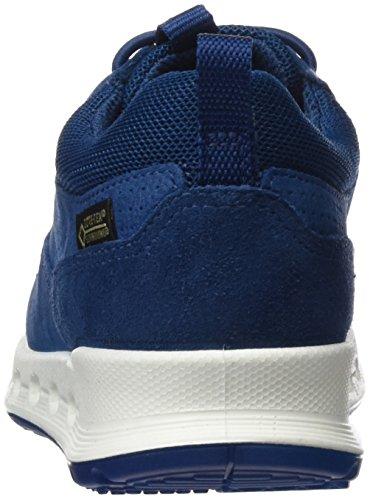 Ecco Unisex-Kinder Cool Kids Sneaker Blau (Poseidon/Poseidon)