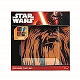 Under Toys Set de 4Platos Icônes Star Wars de melamina