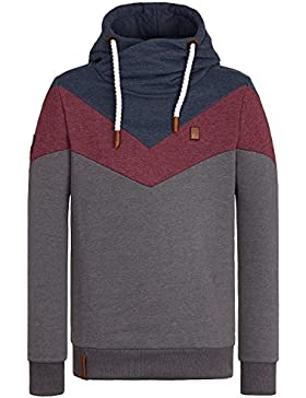 Naketano Male Hoody Kifferboarder V