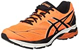 Asics Gel-pulse 8, Herren Laufschuhe, mehrfarbig - Multicolore (Shocking Orange/Black/White), 45 EU