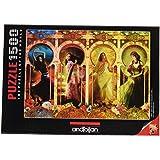 Anatolian/Perre Group ANA.4506 - Puzzle - Joy Faith Hope Love, 1500-Teilig