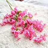 Big Size Sakura Rare Giapponese Cherry Blossoms casa Rare Bonsai Sakura Artificiale Giapponese Fiore di ciliegio Falso Rare Bonsai Sakura: 3, 98,5 Centimetri