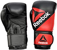 Reebok RSCB-10200RDBK Combat Leather Training Glove
