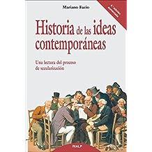 *Historia de las ideas contemporáneas