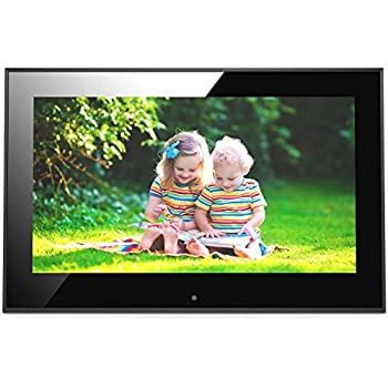 ever frames 9 inch hires digital photo frame with 8 gb