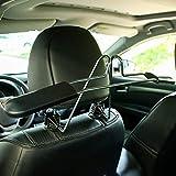 Coche retraíble coche de bastidor multifuncional con traje de acero inoxidable cuatro temporadas que cuelga la ropa silla silla suspensión