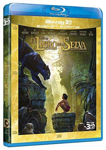El Libro De La Selva (Blu Ray 3D)...