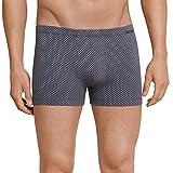 Schiesser Herren Boxershorts Shorts, Grau (Anthrazit 203), XX-Large (Herstellergröße: 008)