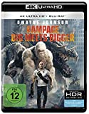 Rampage: Big Meets Bigger 4K Ultra HD [Blu-ray] (Blu-ray)