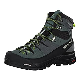 SALOMON Men's X Alp LTR GTX High Rise Hiking Boots 4