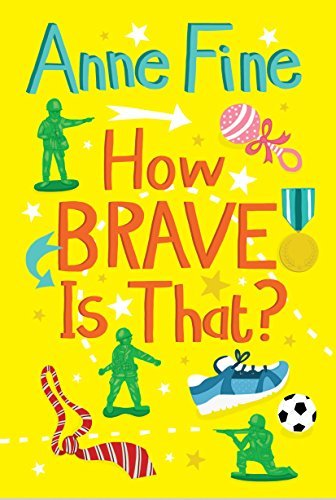How Brave is That? (4u2read) by Anne Fine (2013-05-14)