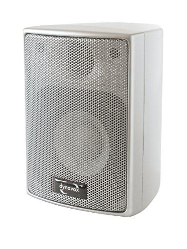 Class Satelliten Lautsprecher (60 Watt) silber (Paar) ()
