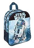 Star Wars Kinder 3D Rucksack R2D2 ca.33x26x10cm - SWHX7622