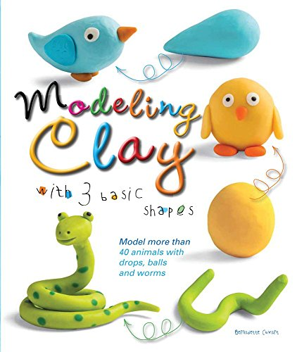 modeling-clay-with-3-basic-shapes-model-more-than-40-animals-with-teardrops-balls-and-worms
