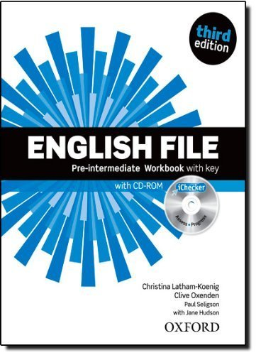 English File third edition: Pre-intermediate: Teacher's Book with Test and Assessment CD-ROM by Latham-Koenig, Christina, Oxenden, Clive, Seligson, Paul, Lo (2012) Paperback