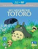 My Neighbour Totoro [Blu-ray + DVD] [1988]