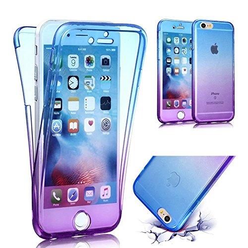 MOMDAD iPhone 7 Coque iPhone 7 Etui iPhone 7 Housse TPU Silicone Souple Coque Etui Silicone Clair Transparente Etui Transparent Soft Housse Cover Case de Protection [Antichoc][Anti-pouss