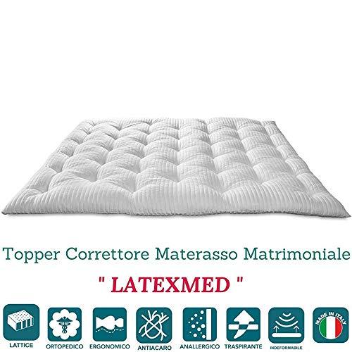 Evergreenweb - Correttore Materasso in Lattice Matrimoniale...