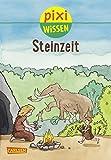 Pixi Wissen 63: Steinzeit - Andrea Erne