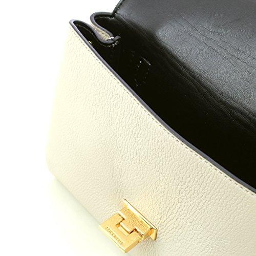 Minibag in pelle SEASHELL/SAUG
