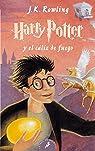 Harry Potter y el cáliz de fuego par Rowling