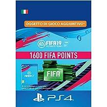 FIFA 19 Ultimate Team - 1600 FIFA Points | Codice download per PS4 - Account italiano