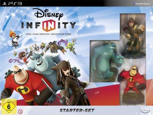 Disney Infinity: Starter - Set - [PlayStation 3]