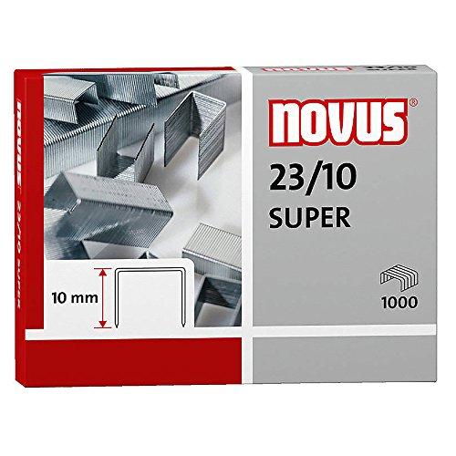 Novus 23/10 - Caja de 1000 grapas