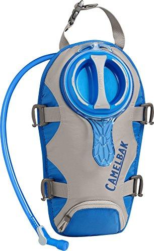 CamelBak 1146001900 - Bolsa de agua para mochilas, capacidad 2 litros, color gris y azul
