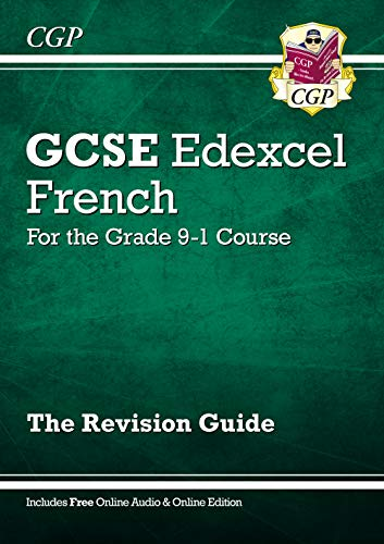 GCSE French Edexcel Revision Guide - for the Grade 9-1 Course (with Online Edition): New GCSE French Edexcel Revision Guide for 9-1
