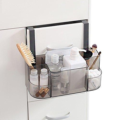 Supporto per mensole angolari da scrivania, ripiano sopra la porta Cucina pensile per bagno Scaffali per ripiani sopra l