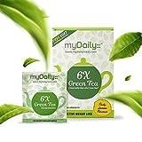 Mydaily Detox Tea, with Higher Antioxidants, 25 Tea Bags, Lemon Flavor