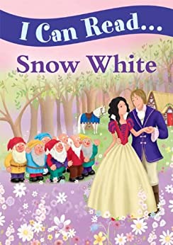 I Can Read: Snow White by [Igloo Books Ltd]