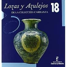 Lozas y azulejos de la colección Carranza
