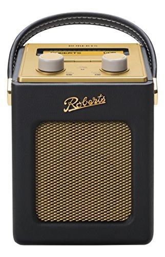 Roberts Radio  Kofferradio Revival MINI schwarz