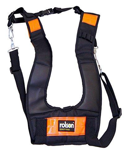 Rolson 68590 Gepolsterte Arbeits/Werkzeuggürtel Hosenträger
