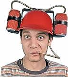 FunRobbers Drinking Hat Helmet
