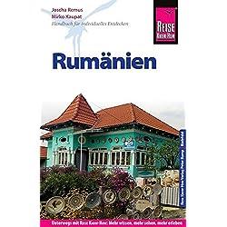 Reise Know-How Rumänien (Reiseführer) Autovermietung Rumänien
