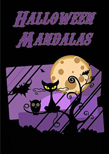 Malbuch für Erwachsene: Halloween -