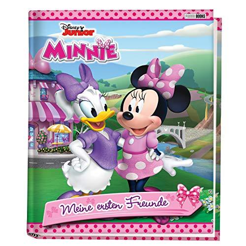 Disney Junior Minnie: Meine ersten Freunde: Kindergartenfreundebuch