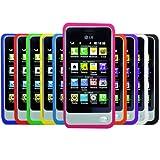 Accessory Master Pack de 10 Housses en silicone pour Huawei Ascend G510 Couleurs Assorties