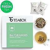 Best Organic Earl Grey Tea - Teabox Be Cleansed Detox Herbal Tea, 16 Tea Review