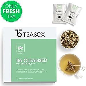 Teabox-Detox-Herbal-Tea-40-Grams-16-Teapac-Teabags