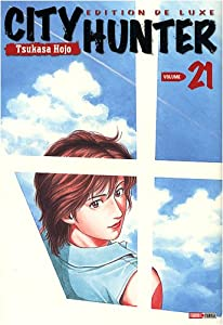 City Hunter - Nicky Larson Edition de luxe Tome 21