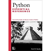 Python Essential Reference (OTHER NEW RIDERS) by David M. Beazley (1999-10-19)